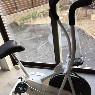 ◆ エアロバイク ・サイクルツイスタースリム ◆テンションベルトセット