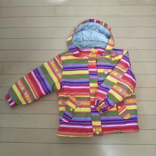 女児用 スキーウェアー(上衣のみ)サイズ120