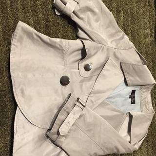 ◆新品未使用◆トレンチショートジャケット◆サイズ2