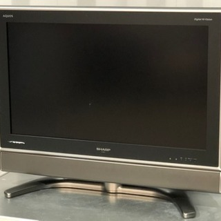 格安で!シャープ 液晶テレビ◇32型◇2007年製◇LC-32GH1