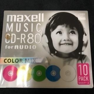 maxell MUSIC CD-R80