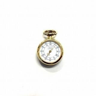 ○ハルシオンデイズ 懐中時計 中古 箱付