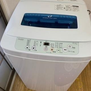 【格安】Haier4.2kg洗濯機