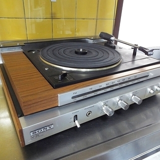 ★SONY ソニー ステレオミュージックシステム HP-50 A...