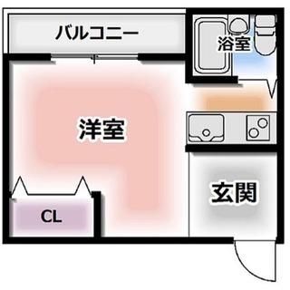 門真市 古川橋駅 1R 1階 事務所相談可