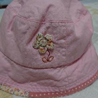【値下げ!】かわいいお花の帽子