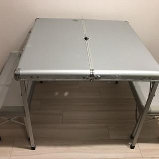 【引き取り限定‼️】コールマン テーブルセット