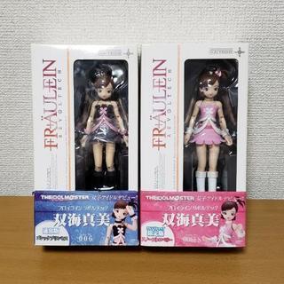 【フィギュア】アイドルマスター 双海真美 フロイライン リボルテ...