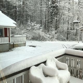 雪下ろし・雪掻き