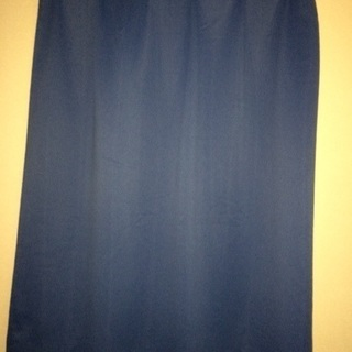 カーテン1枚 100x135 ブルー