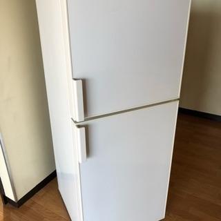 《無印良品》冷凍冷蔵庫 137L 2011年製 民泊で約2年使用