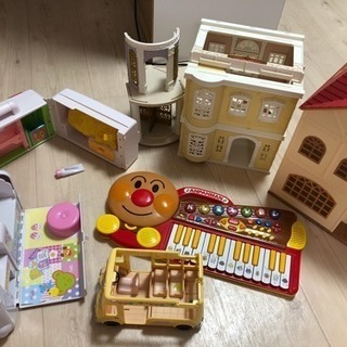 ☆おもちゃ/シルバニアファミリー小物/和泉中央☆