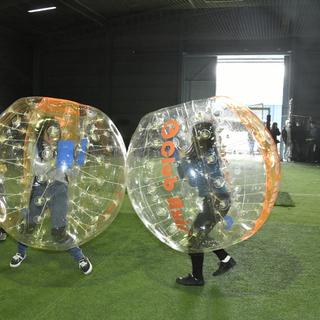 ⚽第三回バブルサッカー大会 開催決定⚽