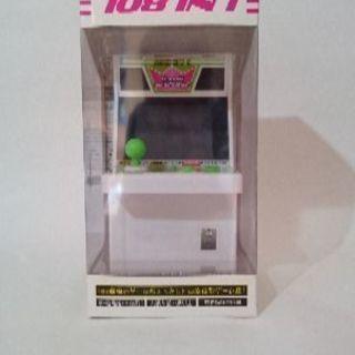 【未使用】レトロ筐体型ゲーム機 GAME MACHINE 108...
