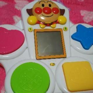 アンパンマン たいこボンゴ おもちゃ