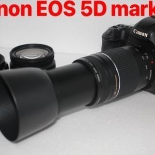 ★キャノン★ Canon EOS 5D MarkIII 標準&望...