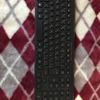 hp ワイヤレス キーボード