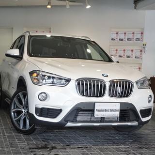 BMW X1 xドライブ18d xライン ハイライン/コンフォ...