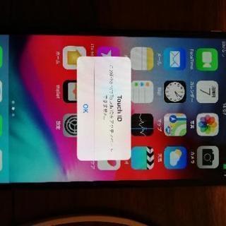 iPhone6 64GB 新品液晶と電池 スペースグレイ