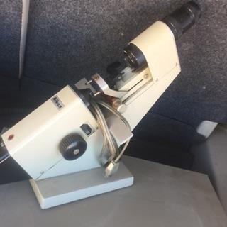 Nikonニコン電子顕微鏡ジャンク品