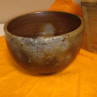 備前焼 抹茶碗 金重利陶苑