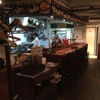 大阪市北区で人気のイタリア料理店です。