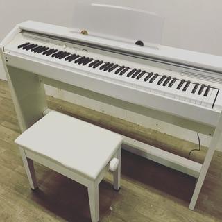 010700☆カシオ 電子ピアノ privia 14年製☆