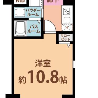 大国町駅 歩1分  家賃34,000円  共益費 5,500円  ...