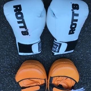 ボクシング、筋トレに!