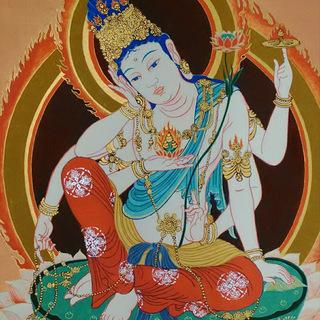 写仏教室(日本画)