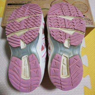 asicsアシックス靴スニーカー女の子16.5cm16cm - 茂原市