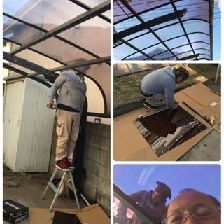 カーポートなどの波板 屋根交換工事致します【所沢市 入間市さいた...