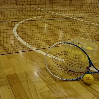 スポンジボールテニス「上山キャンベル」会員募集中