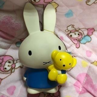 セール☆ミッフィー貯金箱