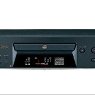 ソニーのCDプレーヤーCDP-XE570