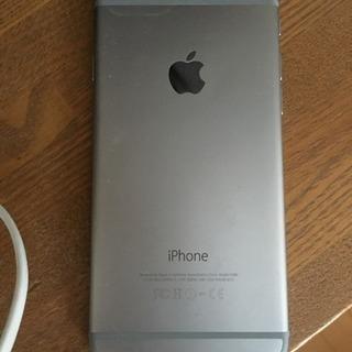 iPhone6 グレー