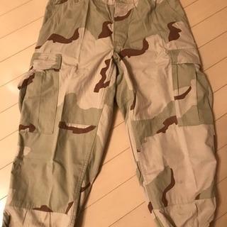 迷彩服 パンツ (米陸軍)