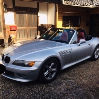 BMW Z3ロードスターオープン
