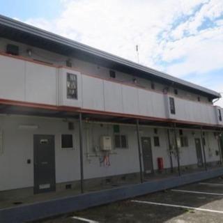 大家直接投稿! 庭付きアパート ❗️ 残り後1部屋  102号室です。