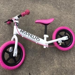 子供用 自転車 練習用 ストライダーふう
