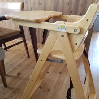 子供用椅子お取引中