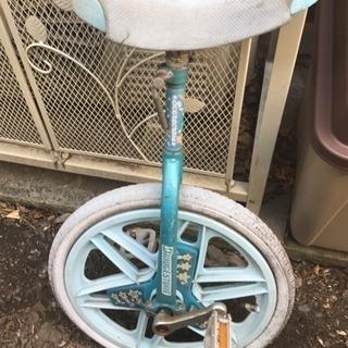 一輪車 ジャンク