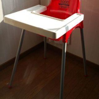 【お値下げ】イケア テーブルチェア