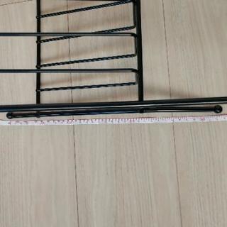 鉄製のマガジンラック - 大竹市