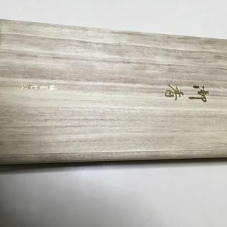 線香 清靄 8束入 鳩居堂 桐箱 新品