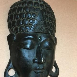 仏面の画像