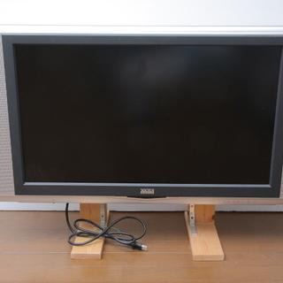 32インチ液晶ワイドテレビ 液晶モニター ジャンク