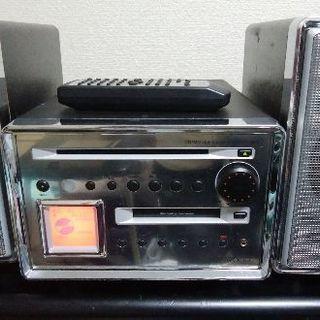 【受付終了】KENWOOD LS-IT2000 MDコンポ CD...