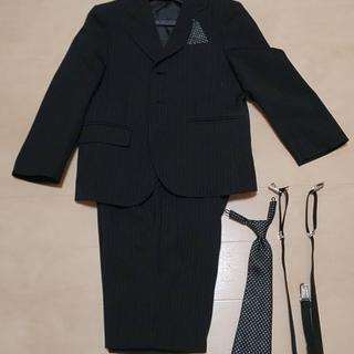 キッズ用セットアップスーツ(男の子110cm)
