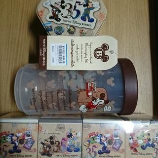 ★値下げしましたミッキーマウスディズニーランド35周年缶や容器